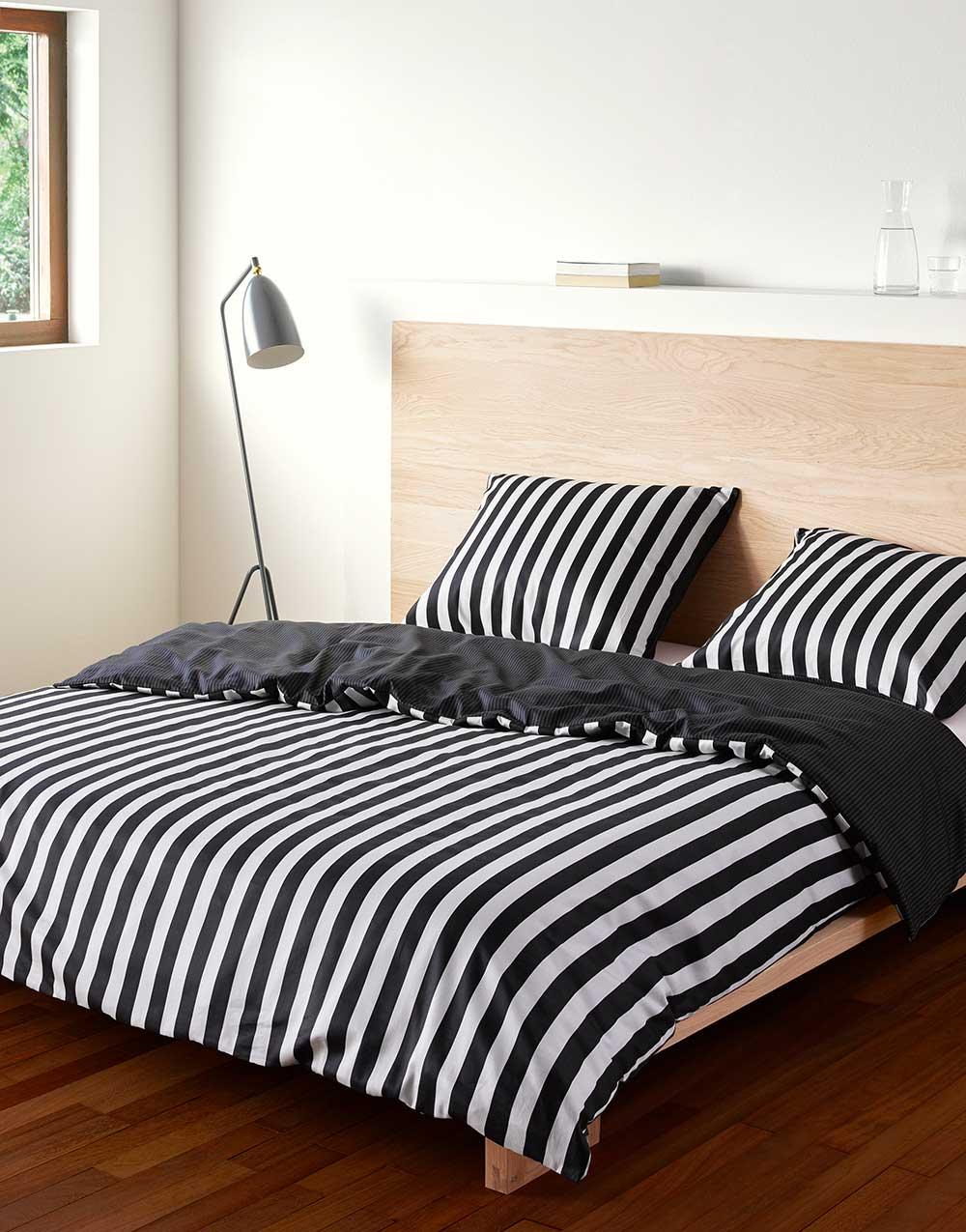 Marc O´Polo classic stripe sengetøj
