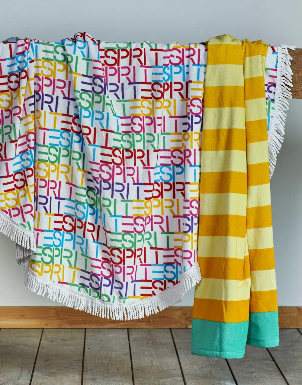 badelagner/strandhåndklæder