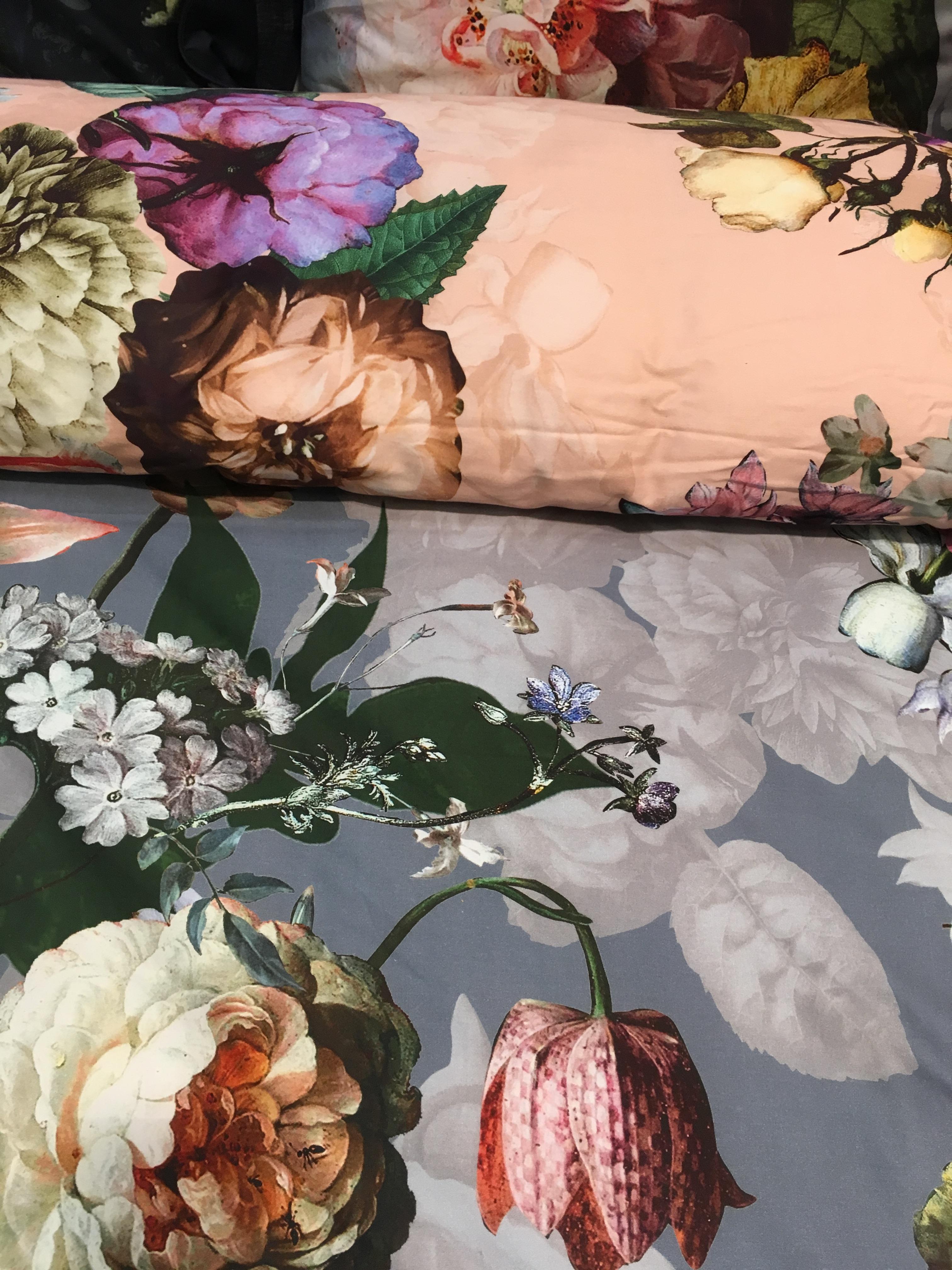 Essenza ´Fleur´ blomstret sengetøj
