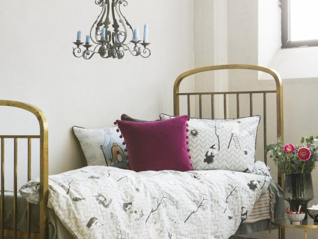 moomin, mumitrolde sengetøj