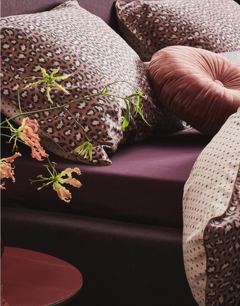 Bory sengetøj fra essenza med dyreprint