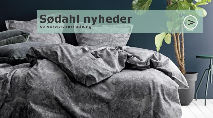 Södahl sengetøjs nyheder og gode tilbud