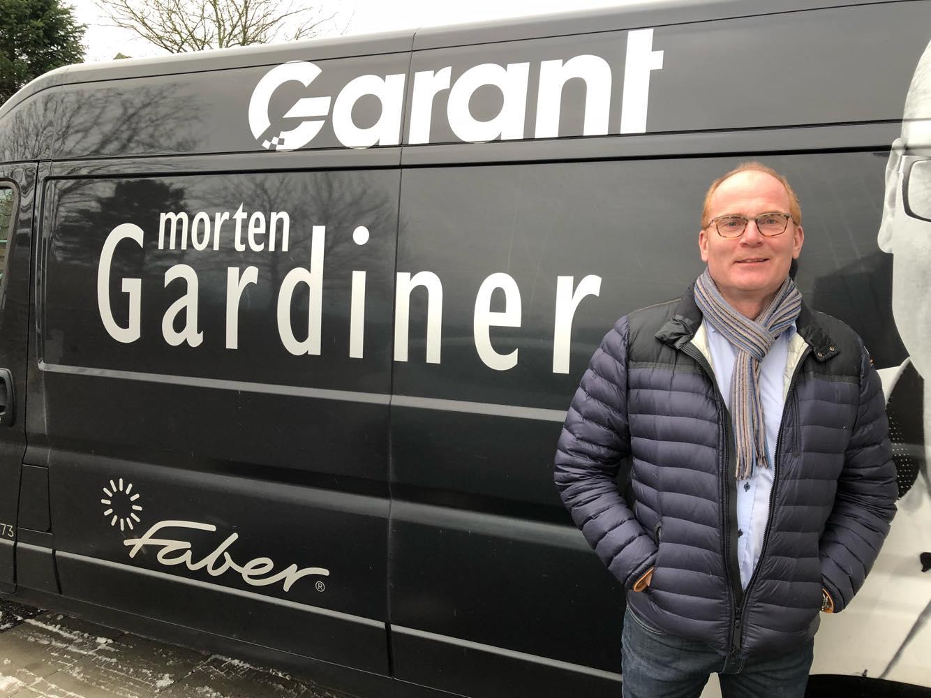 Garant Morten gardiner Holstebro