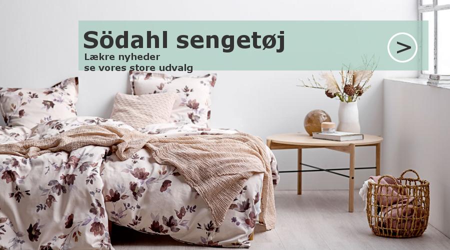 sødahl sengetøj på tilbud