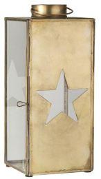 Ib Laursen lanterne m/udstanset stjerne - Stor