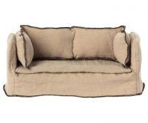 Maileg miniature sofa