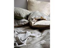 Södahl ´Balance´ sengetøj 140x200 cm - Khaki