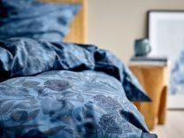 Södahl ´Tapestry´ sengetøj 140x220 cm - Indigo. KUN 1 tilbage