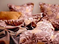 Södahl ´Tapestry´ sengetøj 140x200 cm - Maroon