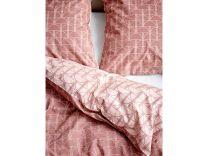 Södahl ´Arch´ sengetøj 140x200 cm - Rosewood