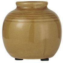 Ib Laursen  vase m/riller mini - Karry