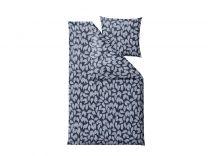 Södahl ´Benjamina´ sengetøj 140x220 cm - Indigo