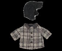 Maileg skovmandsjakke og hat til Teddy Far
