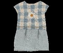 Maileg kjole m/margurit til Teddy Mor
