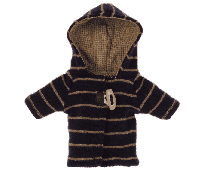 Maileg uldfrakke til Teddy Junior