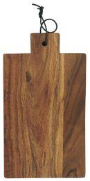 Ib Laursen Proviant firkantet skærebræt - Akacietræ