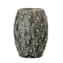 Bloomingville ´Miras´ vase H 9 cm - Grøn