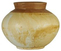 Ib Laursen keramikkrukke buttet UNIKA