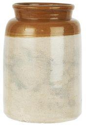 Ib Laursen UNIKA keramikkrukke H 23 cm