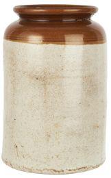 Ib Laursen UNIKA keramikkrukke H 33 cm