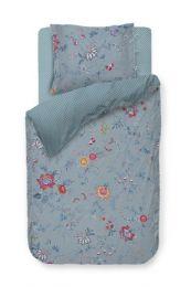 PIP Studio ´Flower Festival´ sengesæt 140x200 cm - Blå