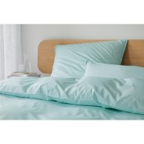 Elegante ´Refresh society´ sengetøj 135x220 cm - Lysegrøn
