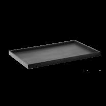 Sej design rektangulær bakke i PUR Gummi sej design  25x40 cm