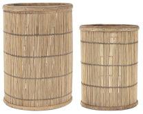 Ib Laursen bambus lygte - Stor