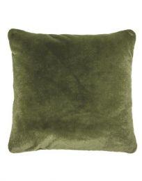 Essenza ´Furry´ pyntepude 50x50 cm - Moss
