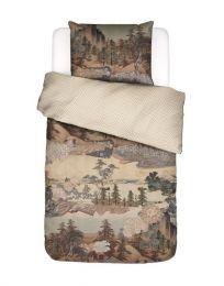Essenza ´Carice´ sengesæt 140x220 cm - Multi