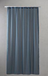 Compliments ´Lines´ bruseforhæng 140x200 cm - Sea Blue/lyseblå