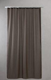 Compliments ´Lines´ bruseforhæng 140x200 cm - Brun