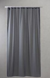 Compliments ´Lines´ bruseforhæng 140x200 cm - Grå