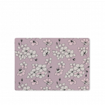 Juna ´Pleasantly´ dækkeserviet 30x43 cm - Mørk rosa