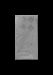 Juna ´Natale´ stofservietter 45x45 cm - Grå/4 stk