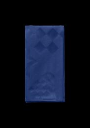 Juna ´Natale´ stofservietter 45x45 cm - Blå/4 stk