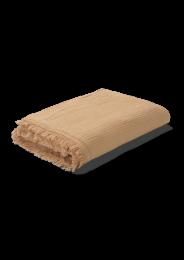 Juna ´View´ sengetæppe  - Okker