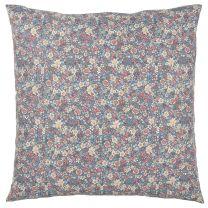 Ib Laursen pyntepude 60x60 cm - Lavendel m/blomster