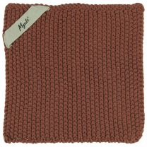 Ib Laursen ´Mynte´ grydelap - Rustic brown