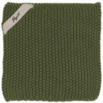 Ib Laursen ´Mynte´ grydelap - Mørkegrøn