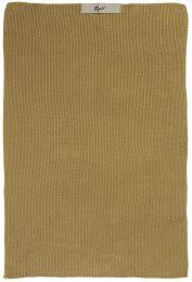 Ib Laursen ´Mynte´ køkkenhåndklæde - Mustard