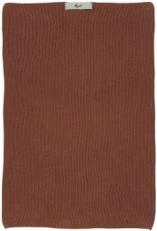 Ib Laursen ´Mynte´ håndklæde - Rustic brown