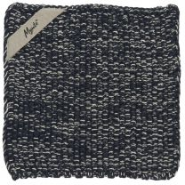 Ib Laursen ´Mynte´ grydelap - Mørkeblå melange