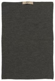 Ib Laursen ´Mynte´ håndklæde - Mørkegrå melange