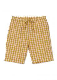 Juna ´Bæk & bølge - Ava´ shorts - Pink/okker S/M