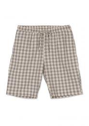 Juna ´Bæk & bølge - Ava´ shorts - Grå/birk S/M