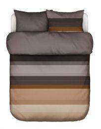 Marc O´Polo ´Kiya´ sengetøj 200x200 cm - Warm charcoal