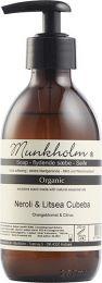 Munkholm Organic flydende sæbe 250 ml - Neroli og Litsea Cubeba