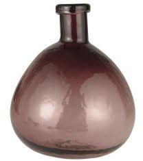 Ib Laursen Glasballon - Malva H 26 cm