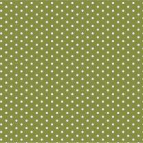 Ib Laursen ´Herbal Green m/ prikker´ servietter